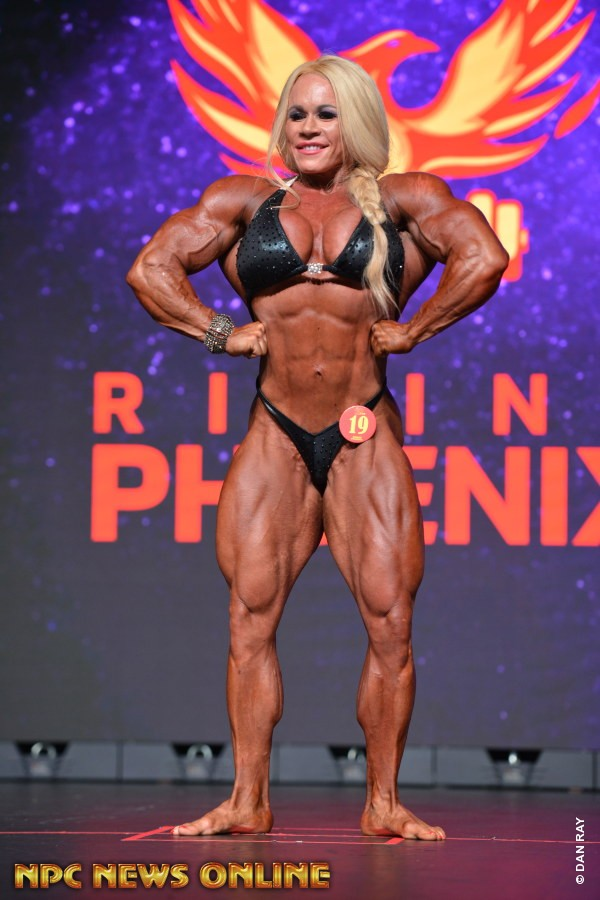 2019 Rising Phoenix Women's Bodybuilding World Championship! 5537071