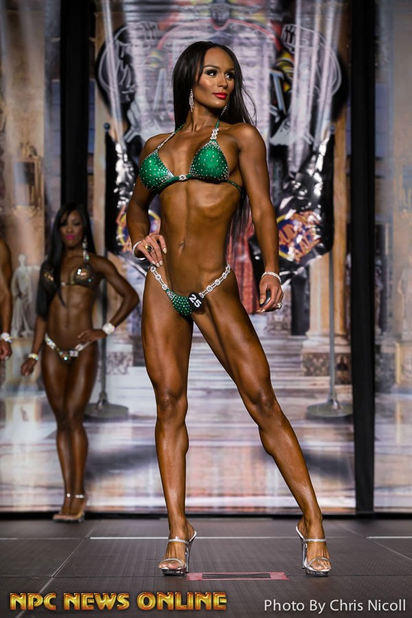 been selected to compete in the 2015 Bikini International ..