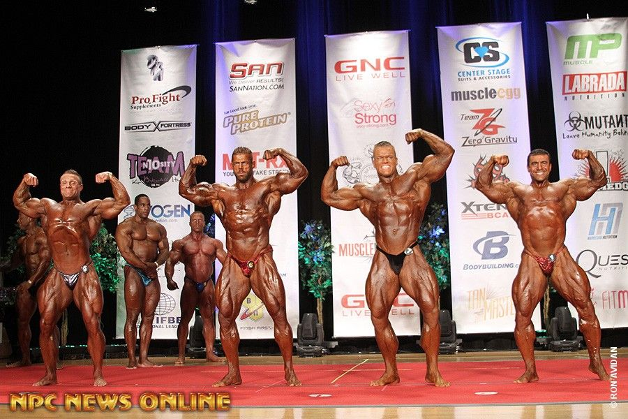 IFBB California Pro Roster 2015 1193097