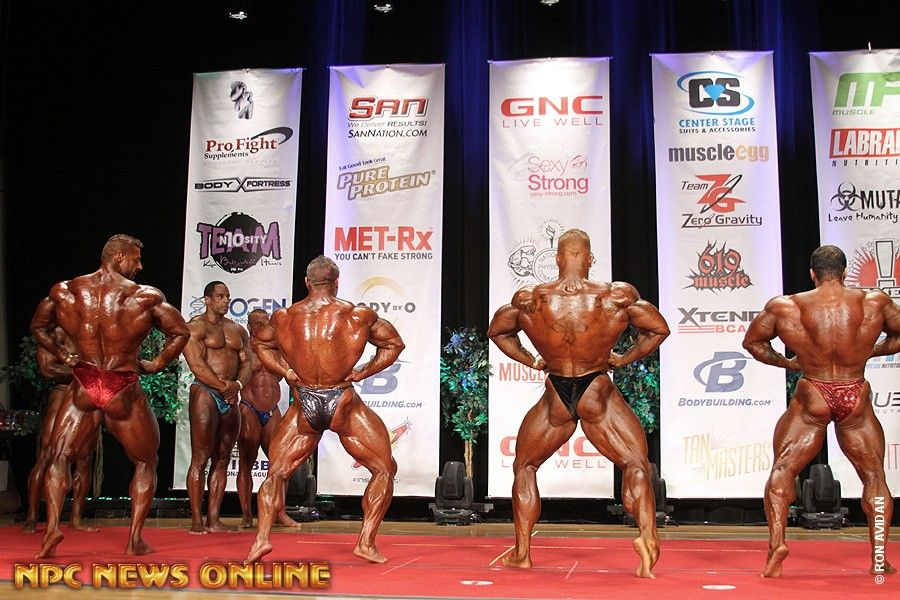 IFBB California Pro Roster 2015 1193140