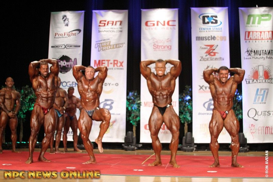 IFBB California Pro Roster 2015 1193158