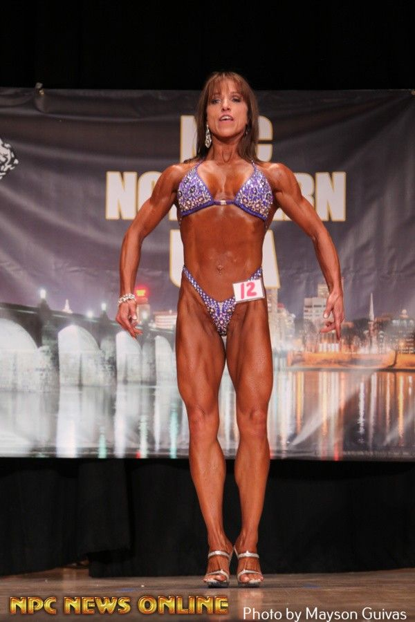 Tatjana Bonofino figure class a second 2015 npc Northern USA