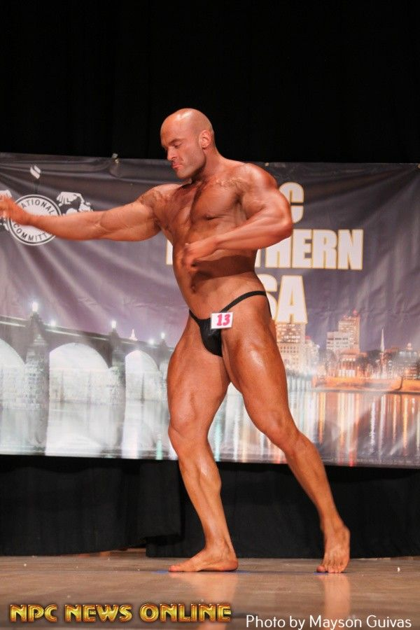 Tavish Steele super heavyweight overall 2015 npc northern USA