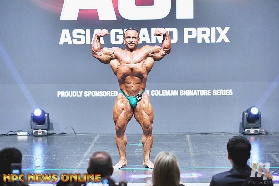 2017 IFBB Asia Grand Prix!! 3146959