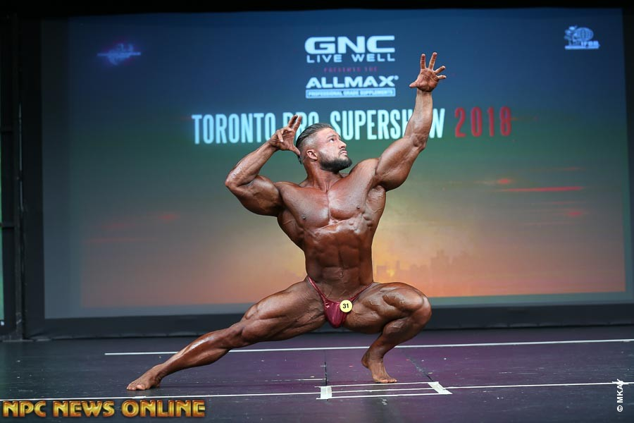 2018 Toronto Pro Supershow!!! 3789803