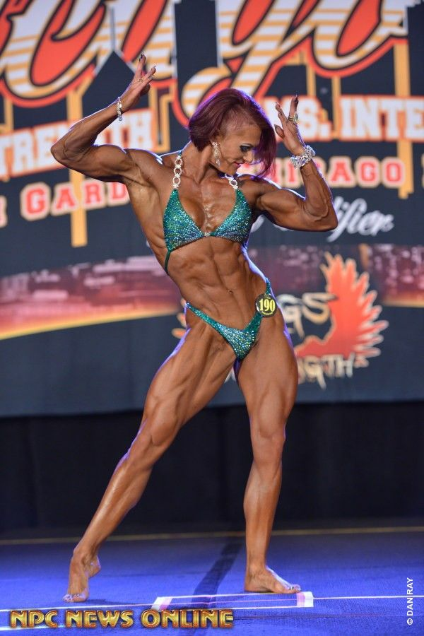 2018 Wings of Strength Chicago Pro!! 3936513
