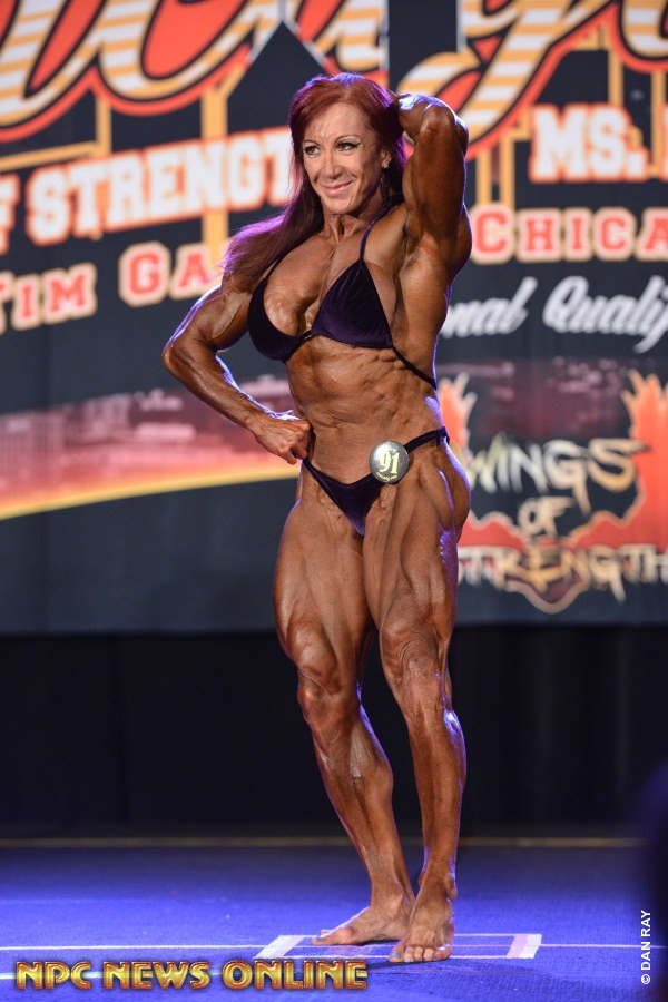 2018 Wings of Strength Chicago Pro!! 3941983