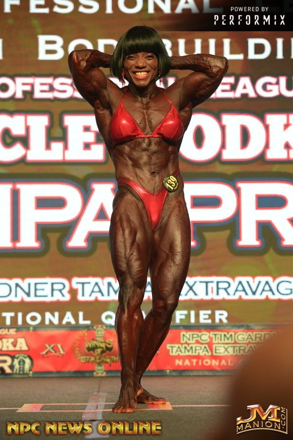 Wings of Strength presents the 2018 Muscle Vodka Tampa Pro!! 4065586