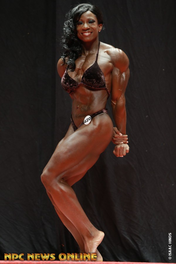 Women's Bodybuilding Pictures