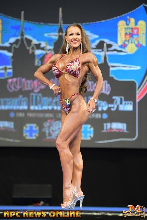 2018 IFBB WOS ROMANIA MUSCLE FEST PRO!! 4504291