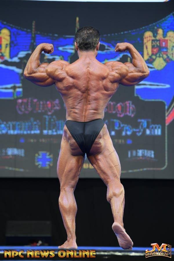 2018 IFBB WOS ROMANIA MUSCLE FEST PRO!! 4504295