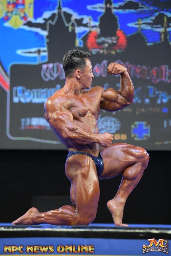 2018 IFBB WOS ROMANIA MUSCLE FEST PRO!! 4504563
