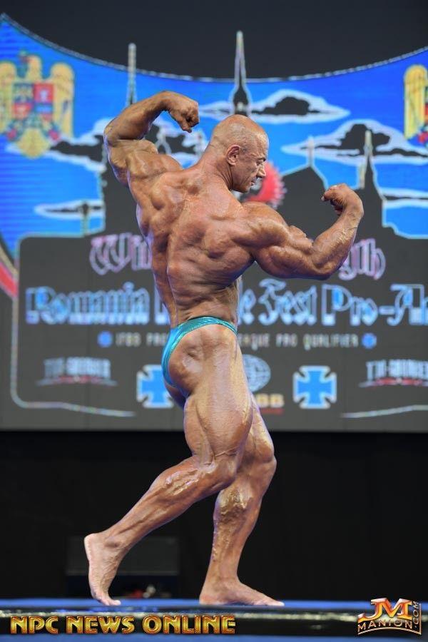 2018 IFBB WOS ROMANIA MUSCLE FEST PRO!! 4505290