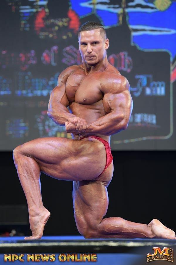 2018 IFBB WOS ROMANIA MUSCLE FEST PRO!! 4505644