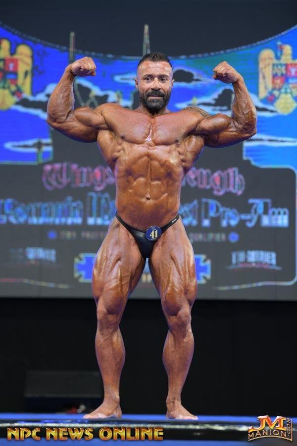 2018 IFBB WOS ROMANIA MUSCLE FEST PRO!! 4505727