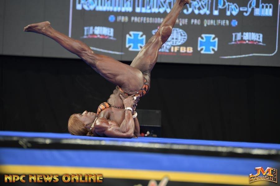 2018 IFBB WOS ROMANIA MUSCLE FEST PRO!! 4507316