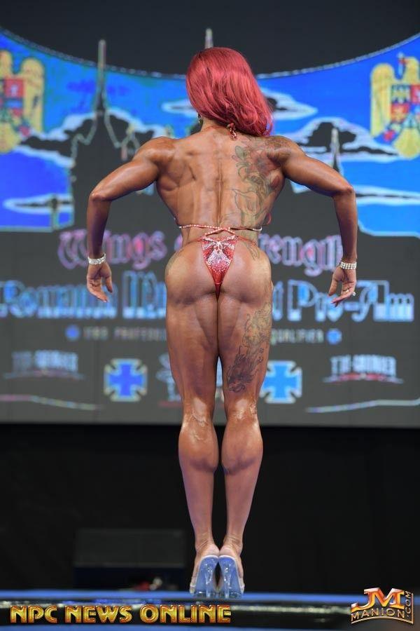 2018 IFBB WOS ROMANIA MUSCLE FEST PRO!! 4513549