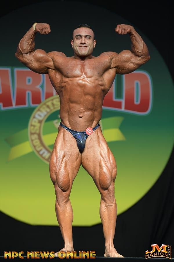 2019 Arnold Classic South America!! 4778461