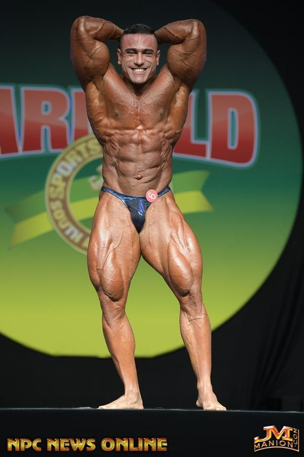 2019 Arnold Classic South America!! 4778548