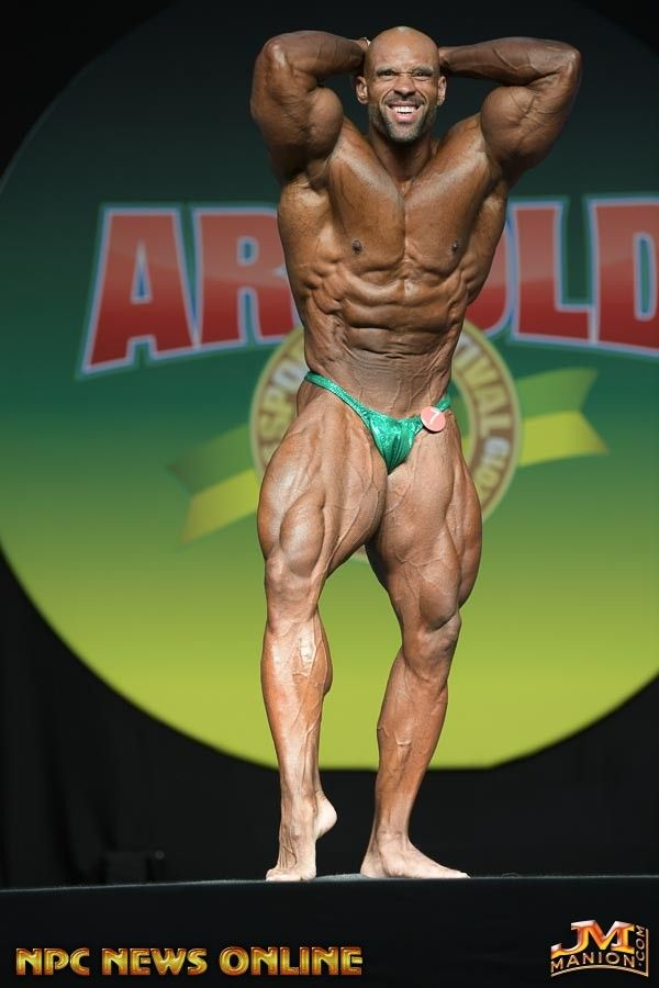 2019 Arnold Classic South America!! 4778605