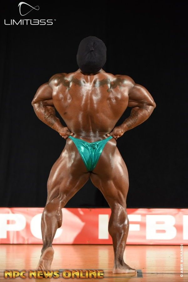 2019 IFBB Pittsburgh Pro - Guest Posers 4943173
