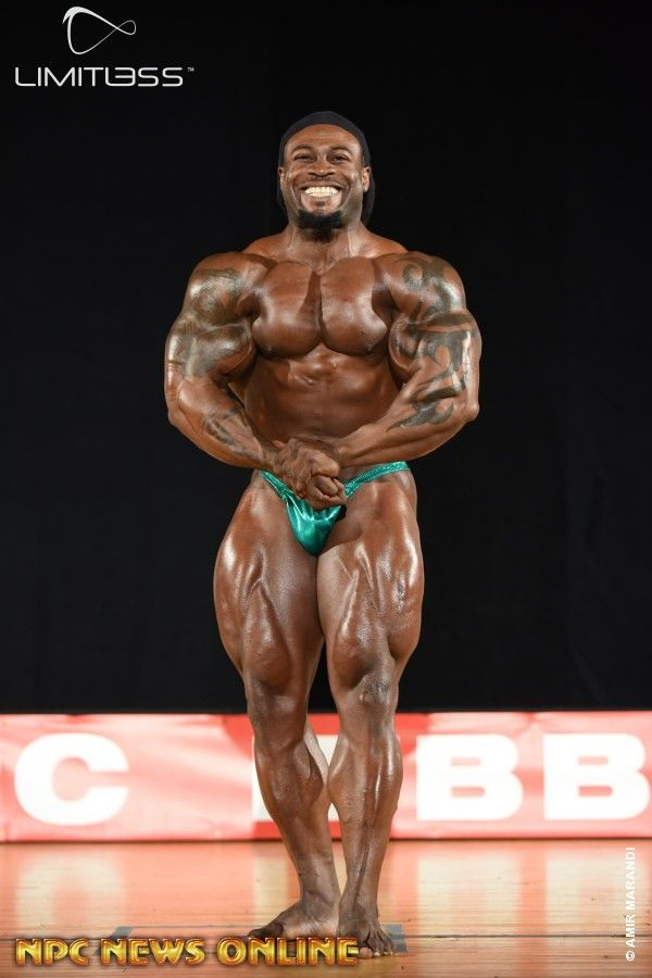 2019 IFBB Pittsburgh Pro - Guest Posers 4943232