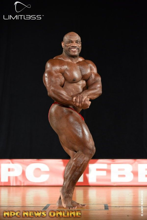 2019 IFBB Pittsburgh Pro - Guest Posers 4943347