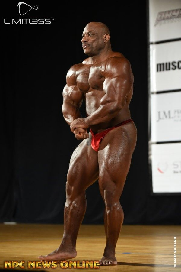 2019 IFBB Pittsburgh Pro - Guest Posers 4943376