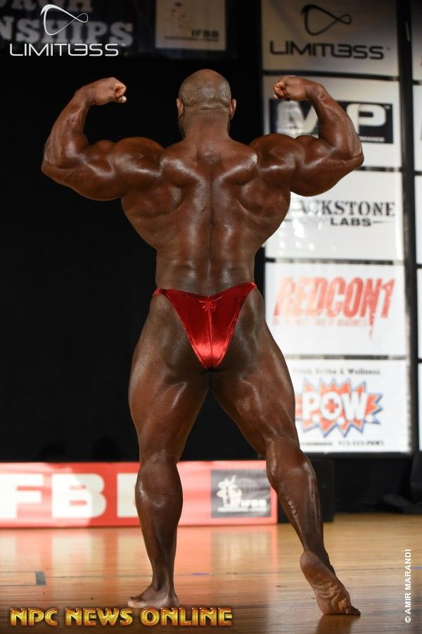 2019 IFBB Pittsburgh Pro - Guest Posers 4943400