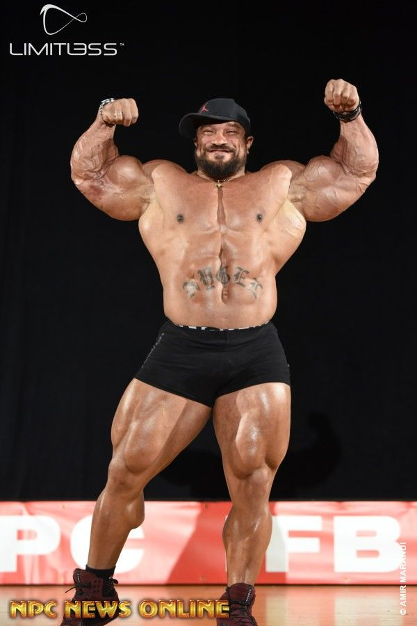 2019 IFBB Pittsburgh Pro - Guest Posers 4943422