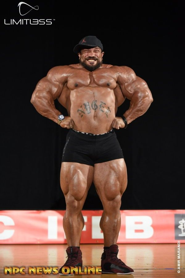 2019 IFBB Pittsburgh Pro - Guest Posers 4943433
