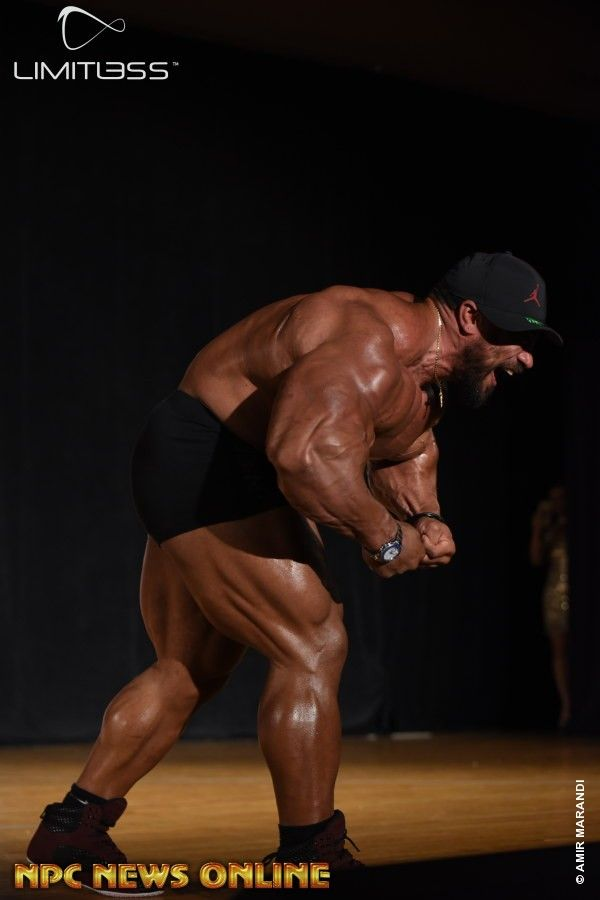 2019 IFBB Pittsburgh Pro - Guest Posers 4943450