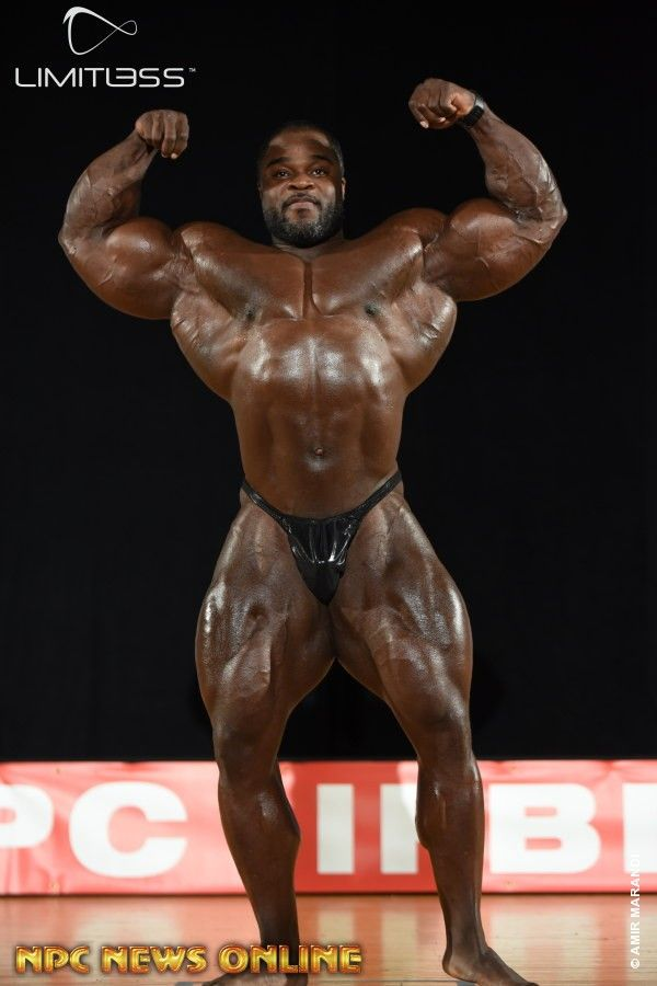 2019 IFBB Pittsburgh Pro - Guest Posers 4943459