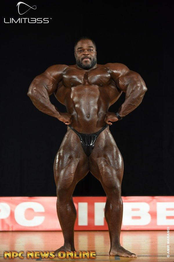 2019 IFBB Pittsburgh Pro - Guest Posers 4943469
