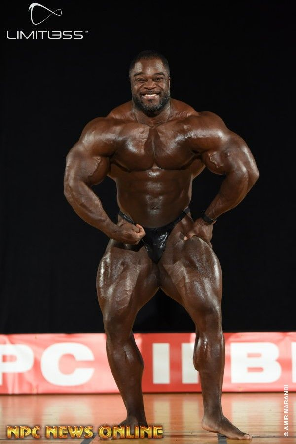2019 IFBB Pittsburgh Pro - Guest Posers 4943472