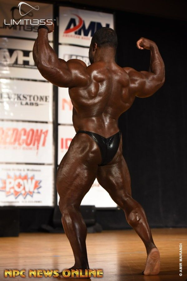 2019 IFBB Pittsburgh Pro - Guest Posers 4943486
