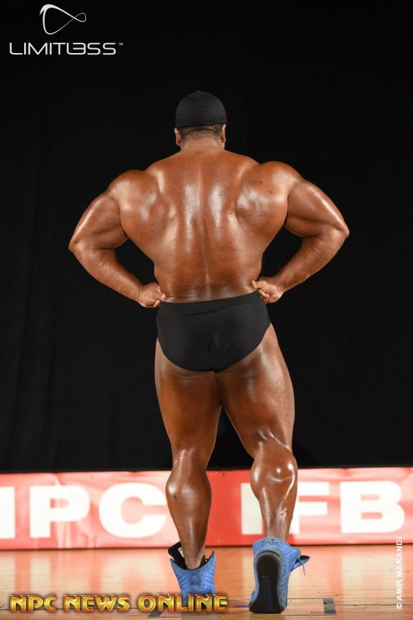 2019 IFBB Pittsburgh Pro - Guest Posers 4943540