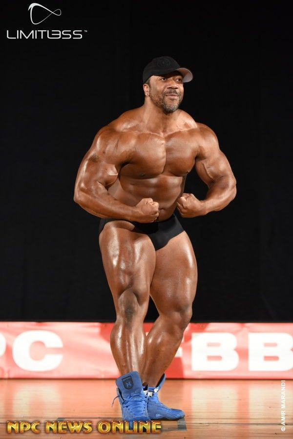 2019 IFBB Pittsburgh Pro - Guest Posers 4943544