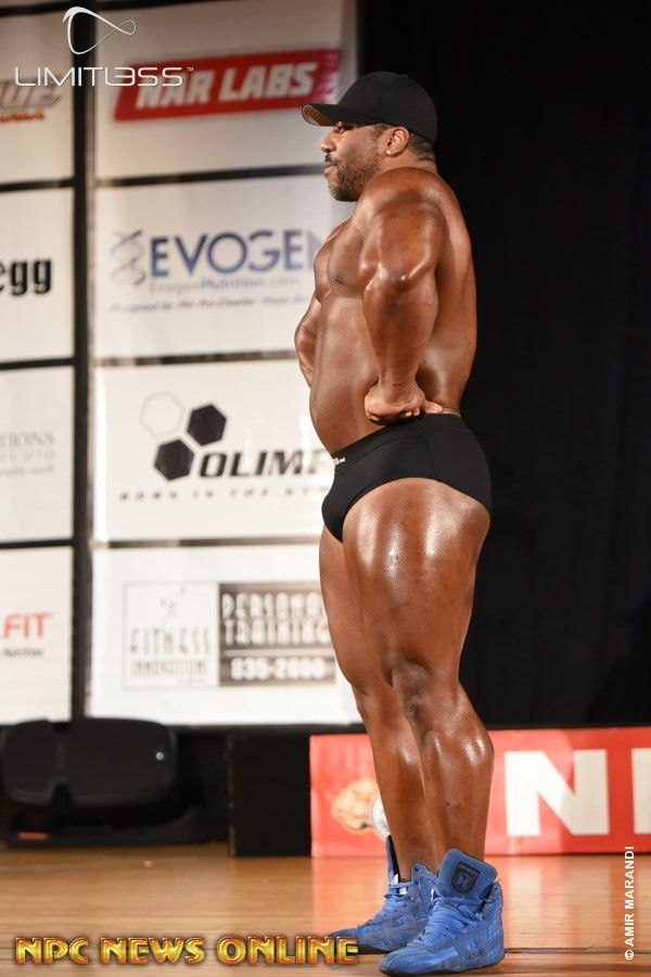 2019 IFBB Pittsburgh Pro - Guest Posers 4943557