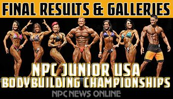 2013 NPC Junior USA Championships